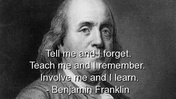 Ben Franklin New Years Quote: Benjamin Franklin Autobiography Famous Quotes Sayings Life