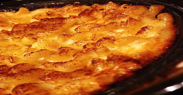 Baked Macaroni With Cheese Recipe
