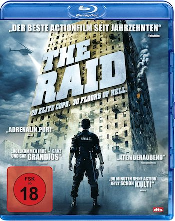 The Raid Redemption 2011 Dual Audio Bluray Download