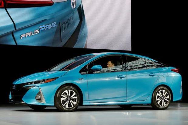 Toyota Warms To Li Ion Batteries Automology Automotive Logy