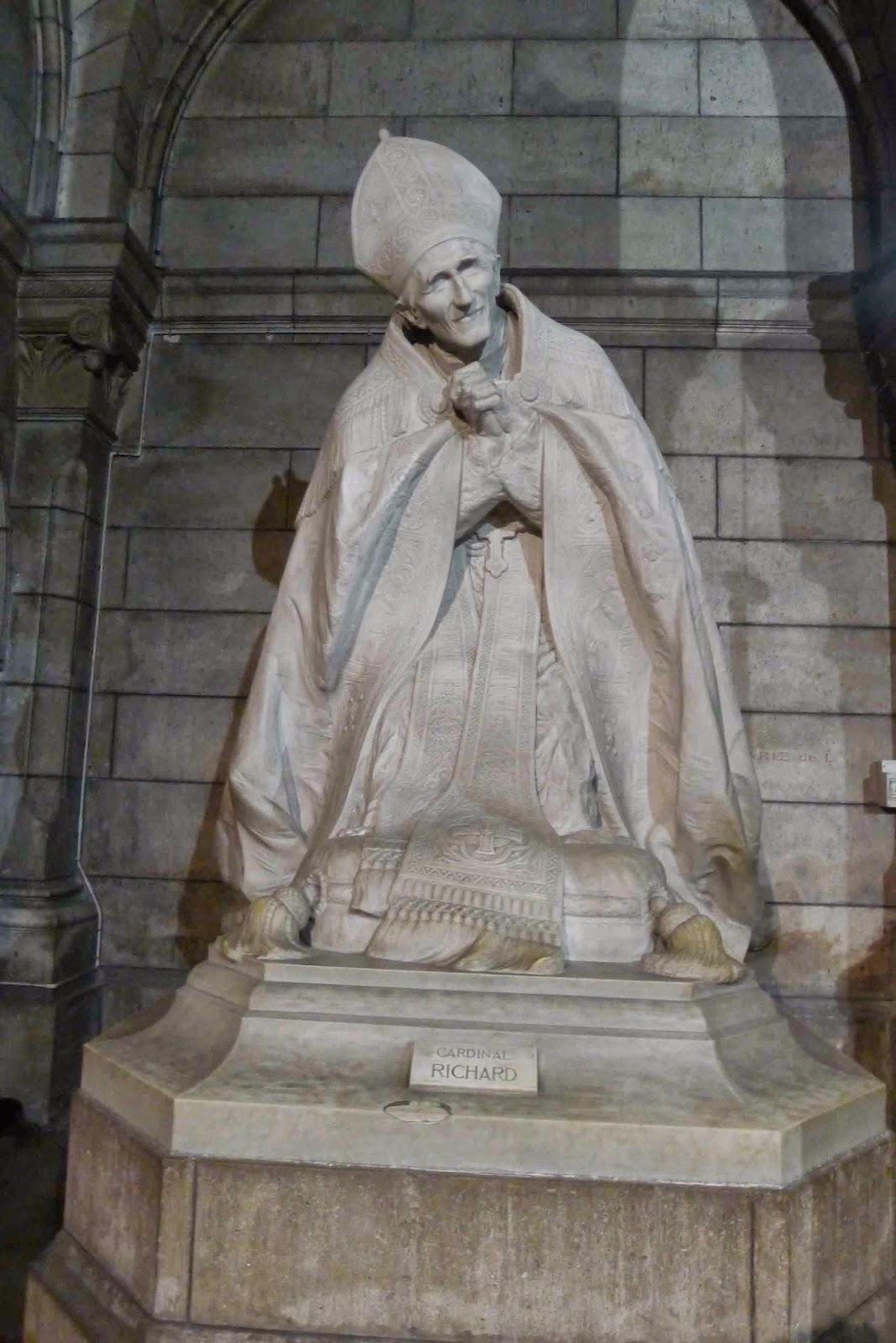 Cardinal Francois Richard