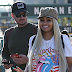 Blac Chyna spotted with her rumoured new boo...and he's white! (photos)