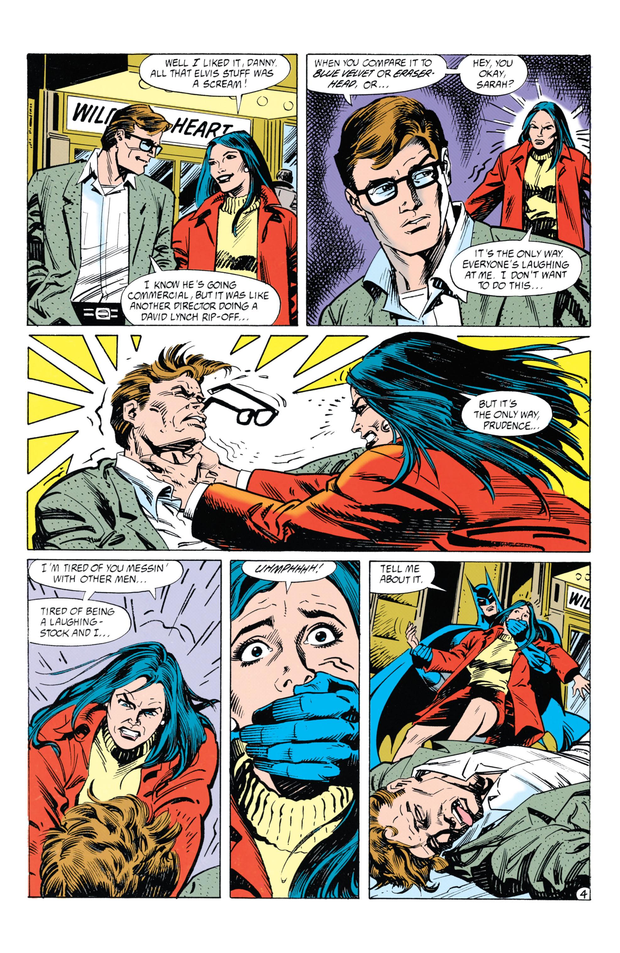Detective Comics (1937) 629 Page 4
