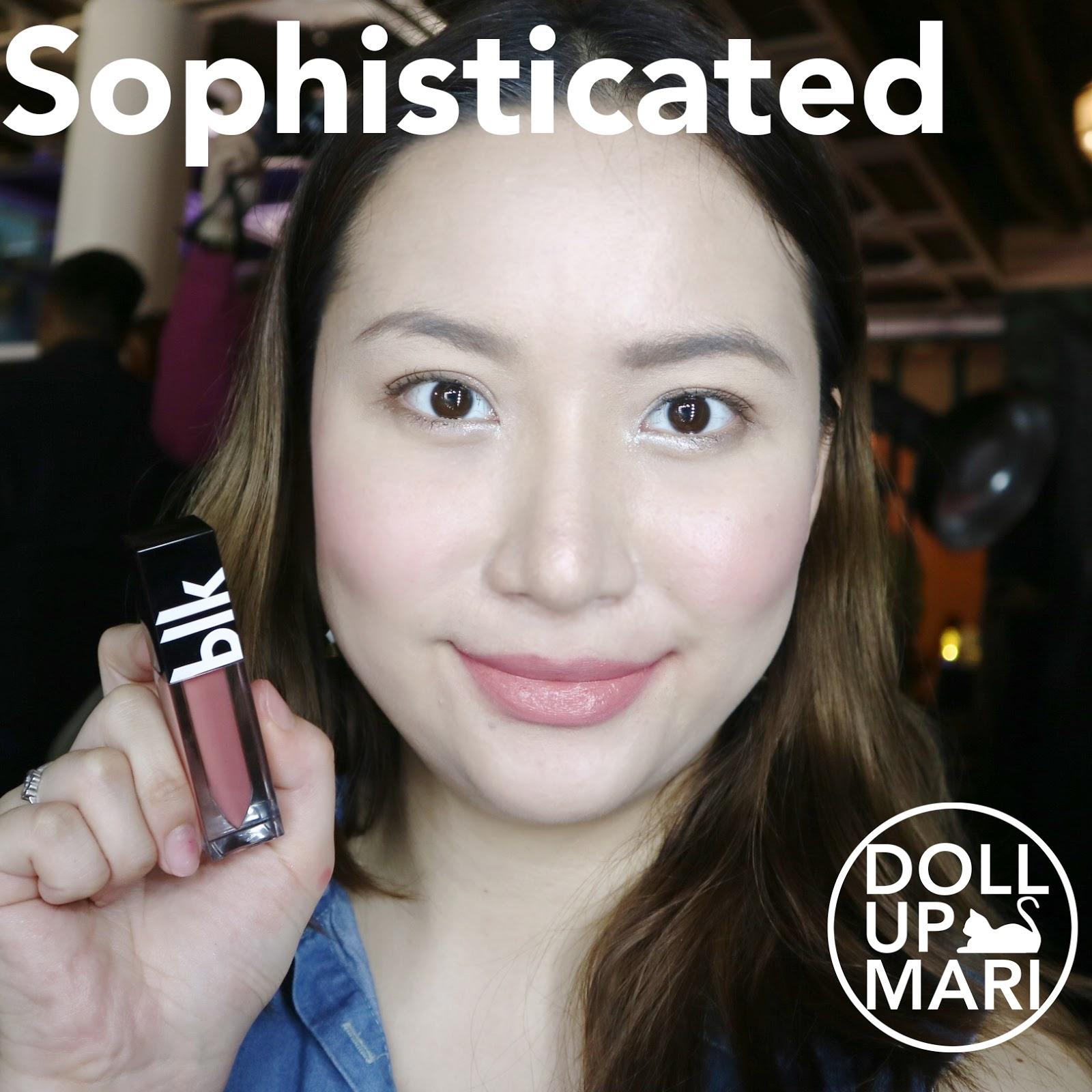 Blk Cosmetics Long Lasting Liquid Matte Lipstick Swatches -5122