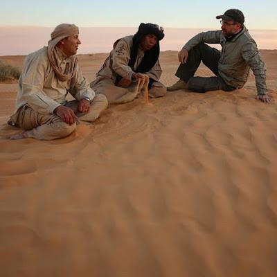 Conversando con bereberes de Zmela