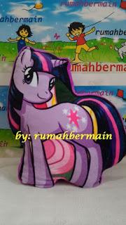 MLP Fake Twilight Sparkle Pillow