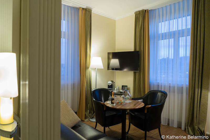 Central Plaza Hotel Zurich Room What to Do One Day in Zurich