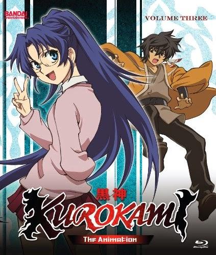 Kurokami The Animation - VietSub (2013)