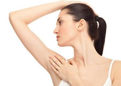 7+ Cara Ampuh Hilangkan Bau Badan tidak sedap khusus Untuk Kaum Wanita