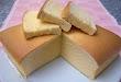 Resepi Kek Span Vanilla Kukus Gebu dan Mudah++