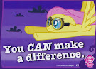 My Little Pony You CAN Make A Difference Series 2 Trading Card