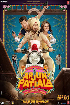 Arjun Patiala 2019 Hindi Pre-DVDRip 300Mb x264