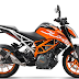 All New KTM Duke 390 Launched In 2017