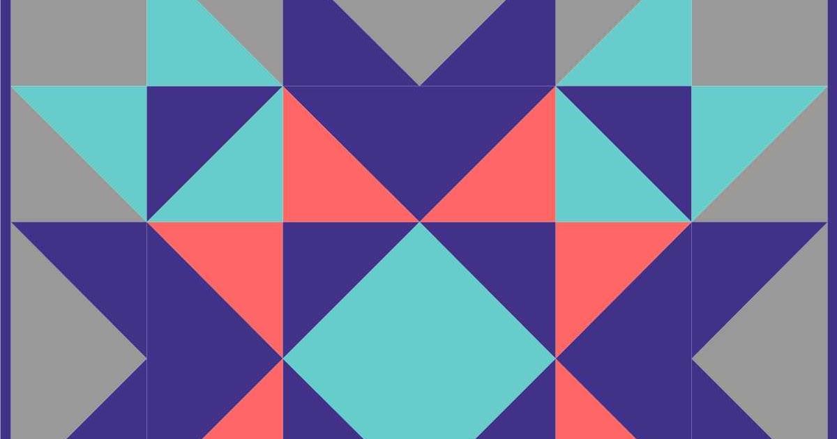 Shetomy: Barn quilt pattern
