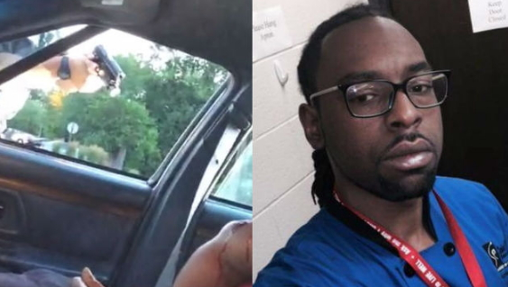 Philando Castile shooting video