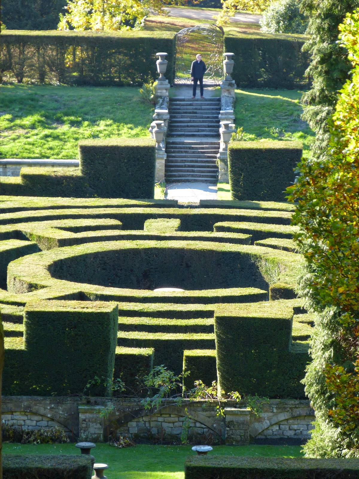 The Maze, Chatsworth