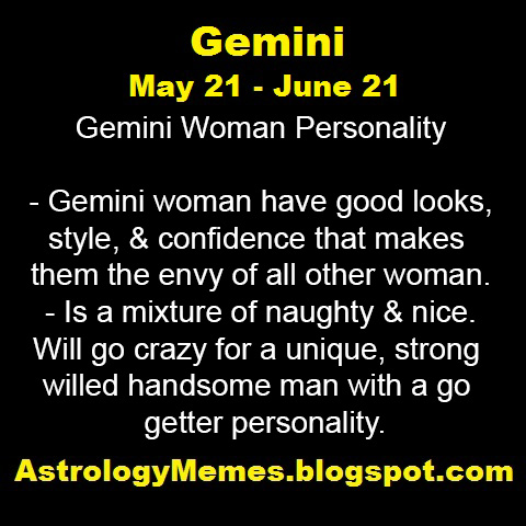 About gemini things a Gemini Fun