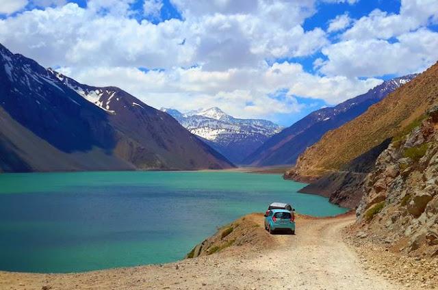 Passeio para Cajón del Maipo em Santiago do Chile