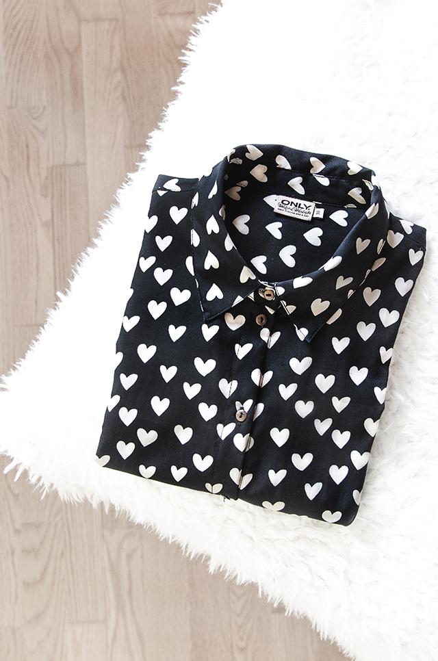 7 Forma de llevar una camisa estampada