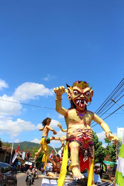 karnaval budaya imogiri