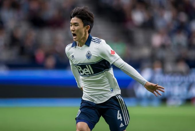 Hwang In-Beom scores first Vancouver goal