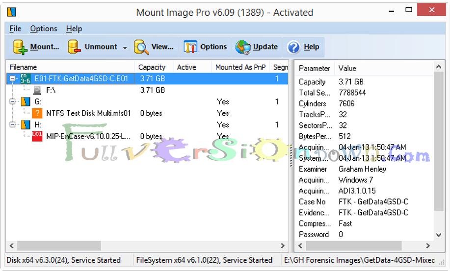 GetData Mount Image Pro Full Version
