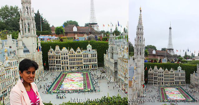 Grand Place Mini Europe Top Things to do in Brussels