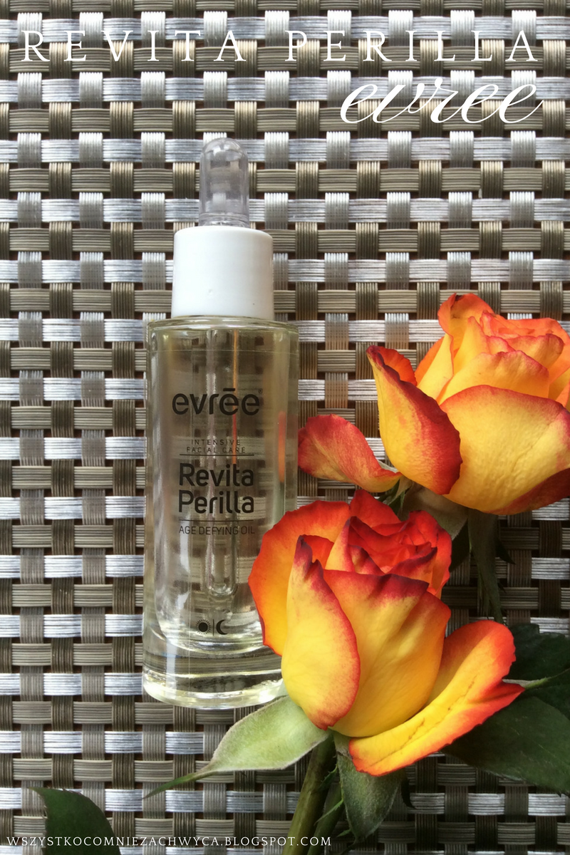 Evree Revita Perilla Age Defying Oil