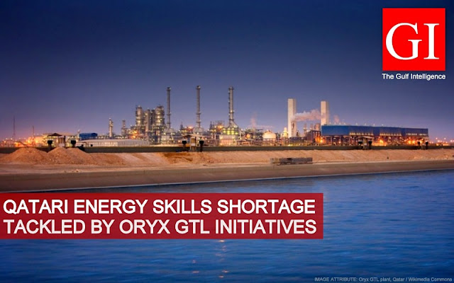 PR | Qatari Energy Skills Shortage Tackled by ORYX GTL Initiatives