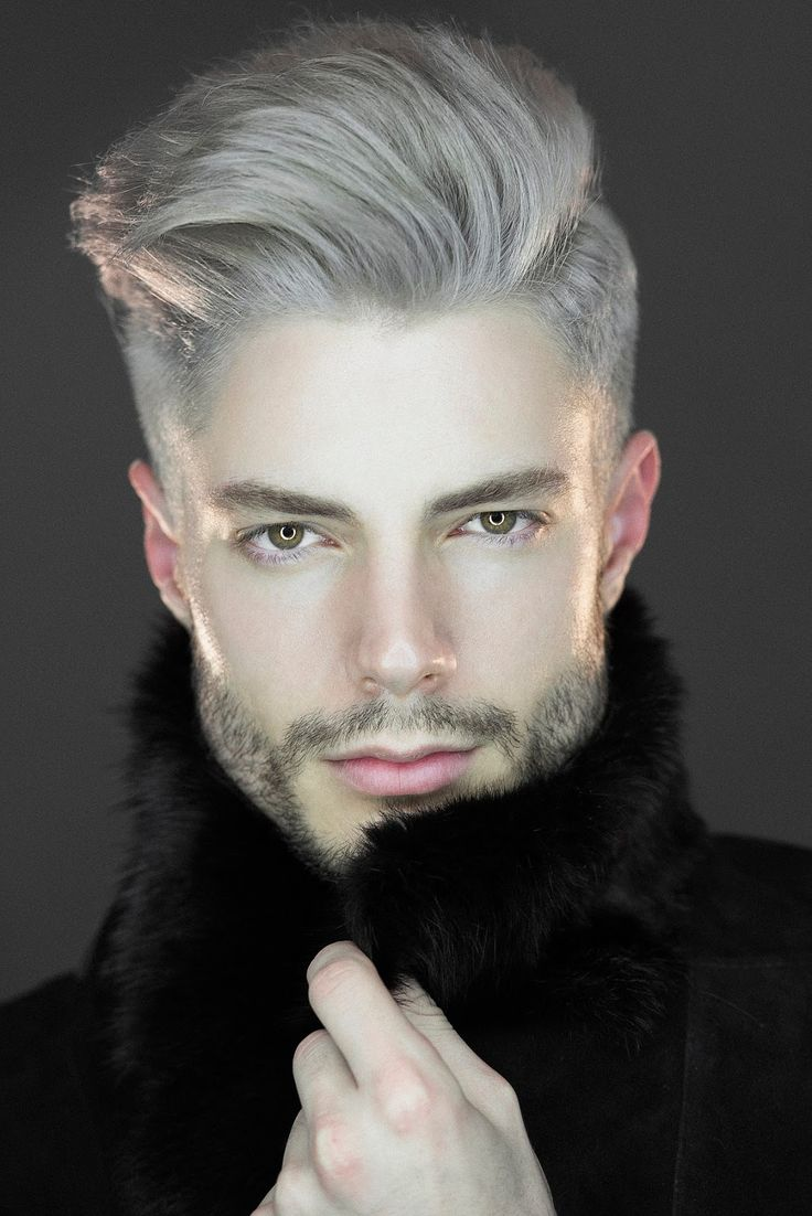 Peinado De Moda Para Hombres 17 Ldeas Con Imagenes Moda Y
