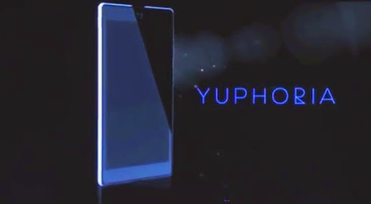 Yu Yuphoria with Snapdragon 410 and 2 GB RAM launched for Rs. 6,999
