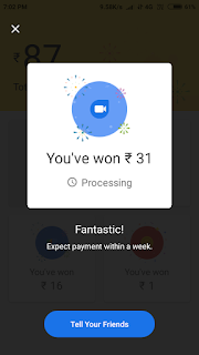 google pay scratch cards