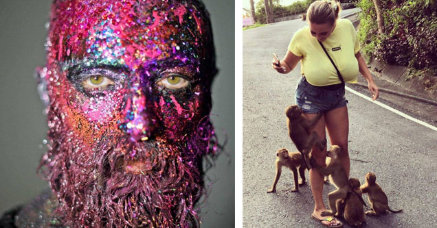 A Batch of Interesting Images to Help Your Mind Roam