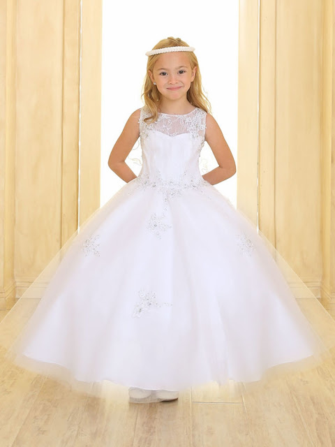 vestidos de primera comunion de moda