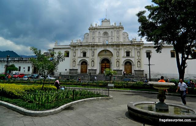 Catedral de San José, Antigua Guatemala