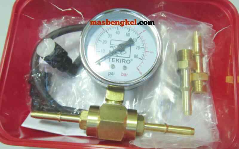 Fuel Pump Pressure gauge