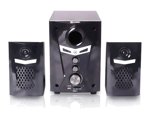 Speaker Aktif GMC 888D1 - Harga Spesifikasi