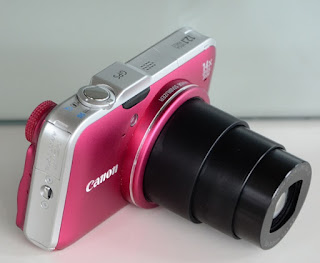 Jual Canon SX230 HS Kamera Prosumer Bekas