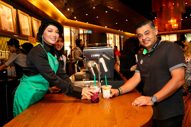 Starbucks Malaysia Introduces My Cups Of Kindness