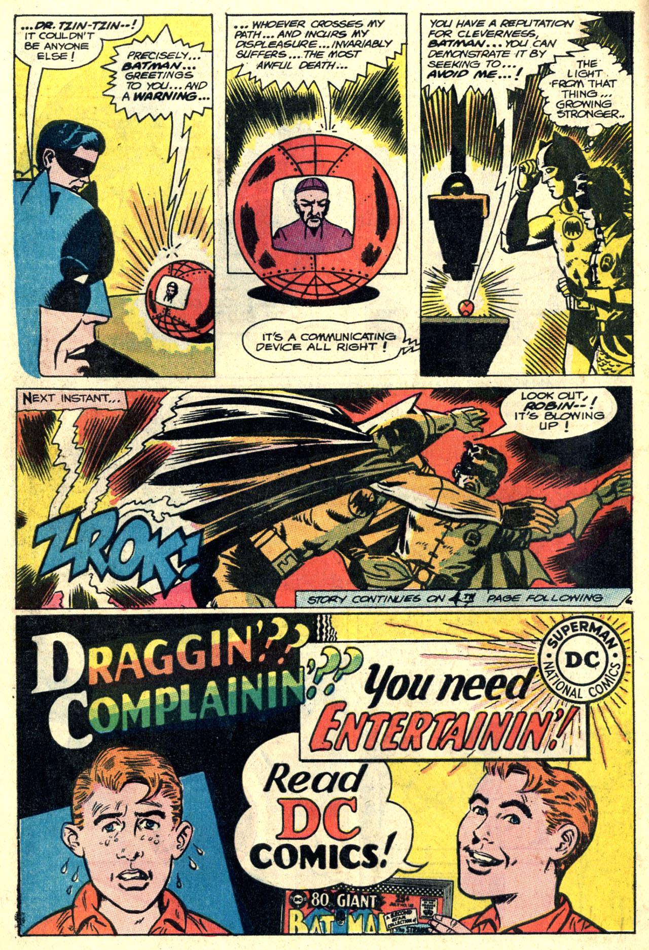 Detective Comics (1937) 354 Page 7
