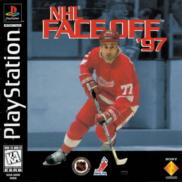 NHL Face Off 97 - PS1 - ISOs Download
