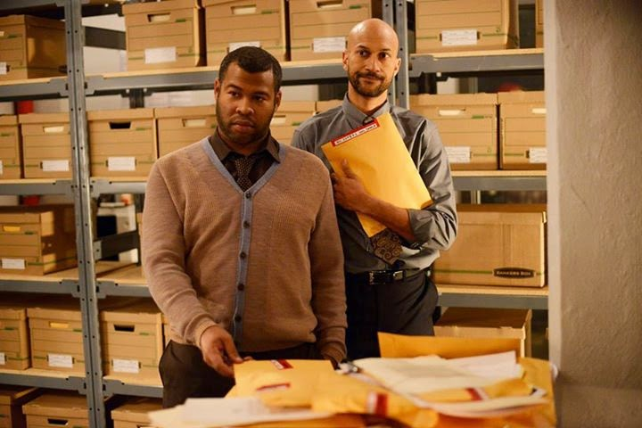 Keegan-Michael Key and Jordan Peele as FBI Agents Pepper and Budge in Fargo Season 1 Finale Episode 10 Morton's Fork