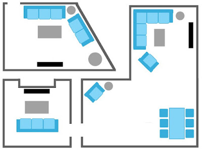 Irregular Shaped Room Layout