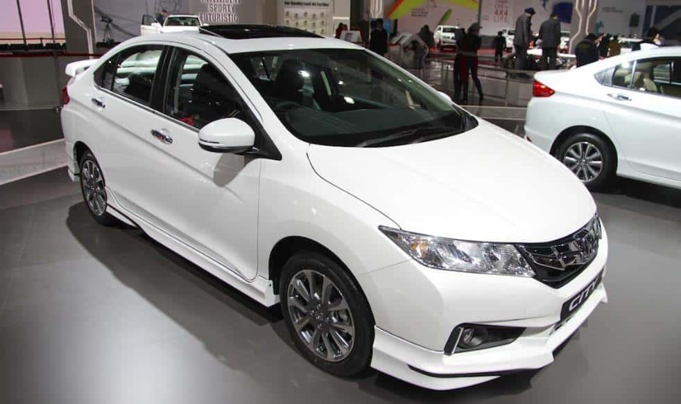 Honda City 2019 Model Hondaiqu