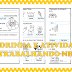 TEXTO EM QUADRINHA -  ABELHA RAINHA - ALFABETIZAÇÃO