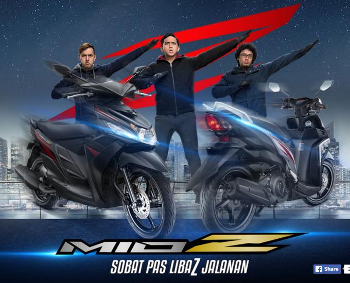 Spesifikasi Yamaha Mio Z - Mirip Mio M3 125