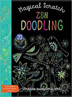 Zen Doodling: Includes Scratch Paper + Stylus