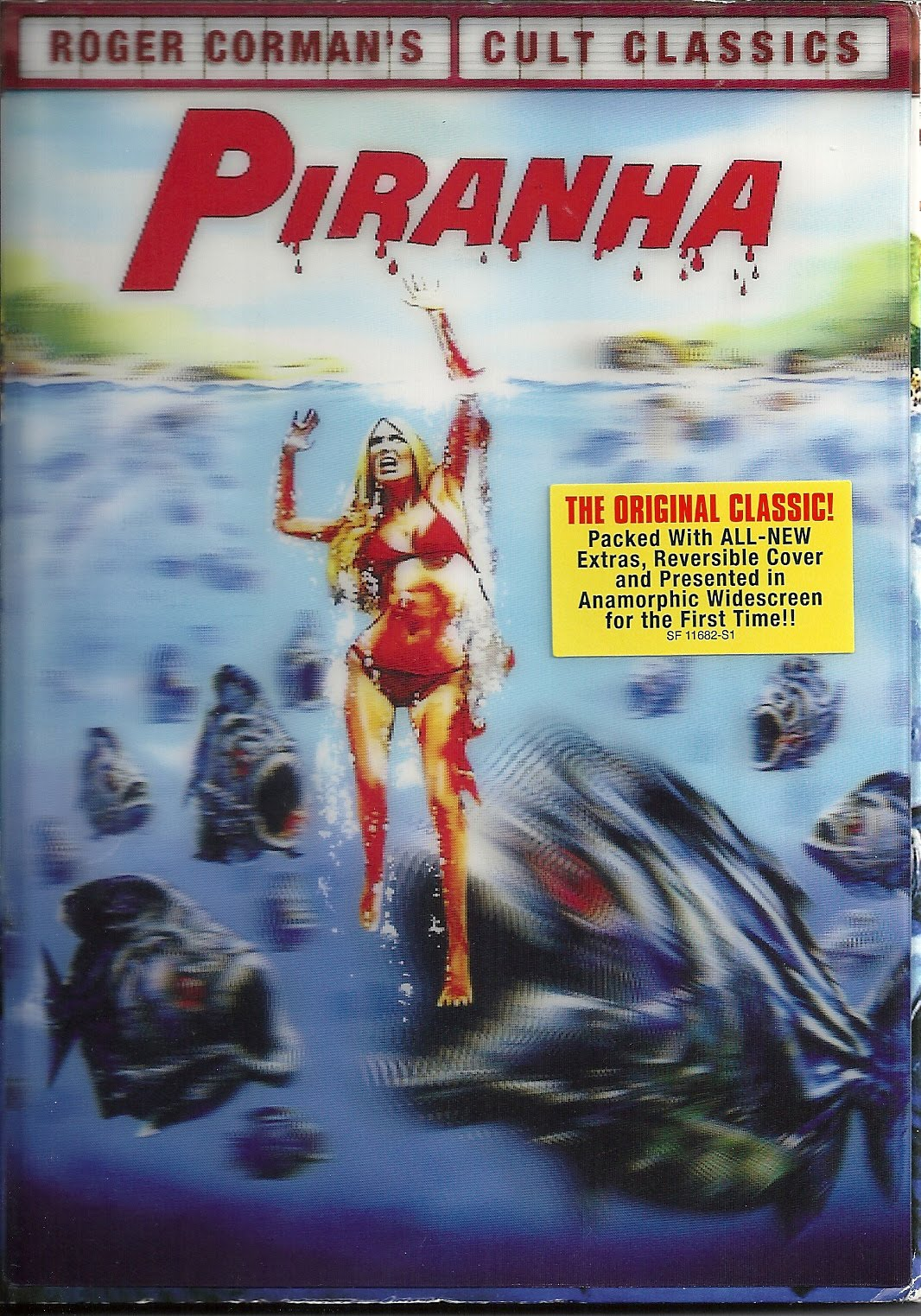 List of Synonyms and Antonyms of the Word: piranha movie 1978