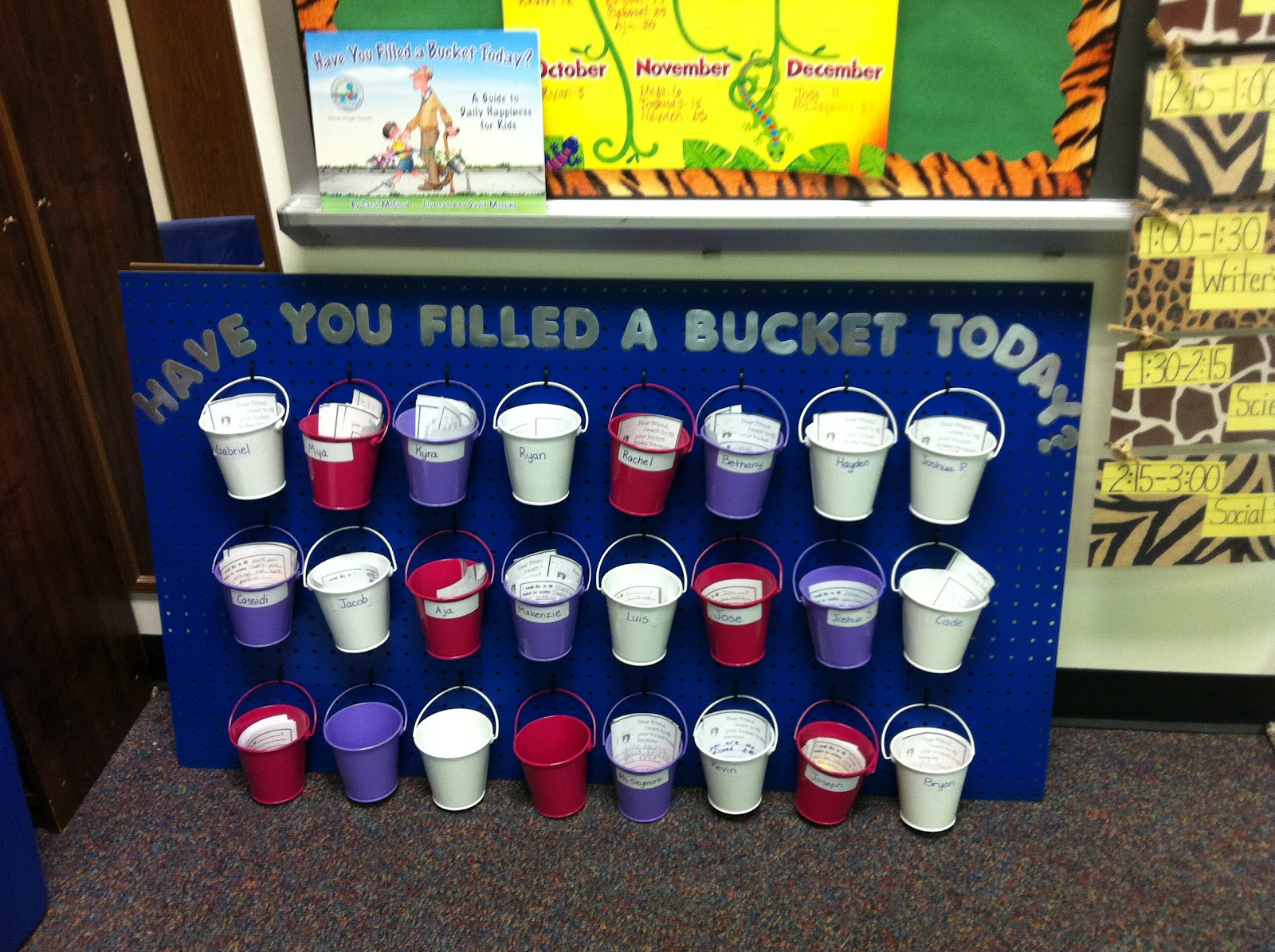 Hoot N Holler In 3rd Grade Have You Filled A Bucket Today
