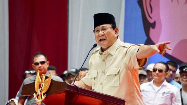 Prabowo: yang Mau Ganti Pancasila, Pasti Akan Berhadapan dengan Saya!